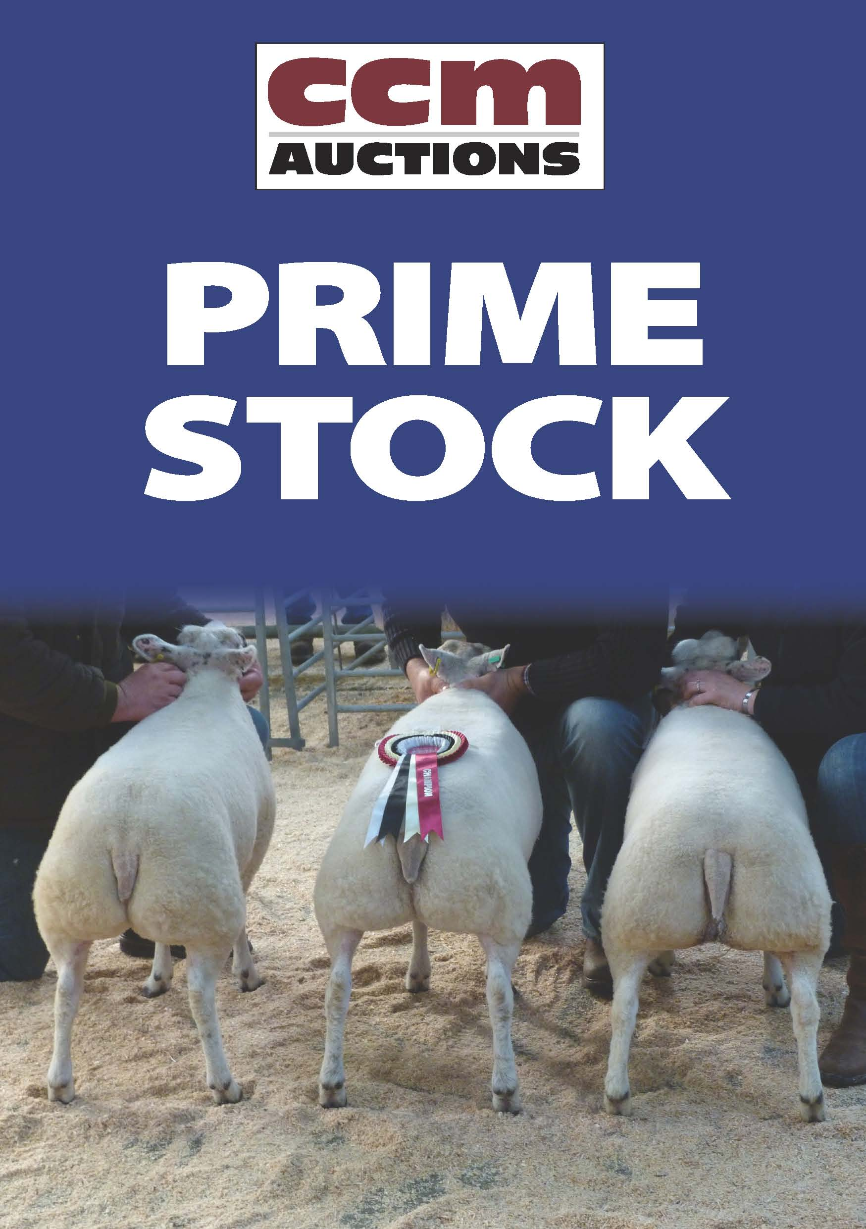 PRIMESTOCK - MONDAY 12TH OCTOBER 2015