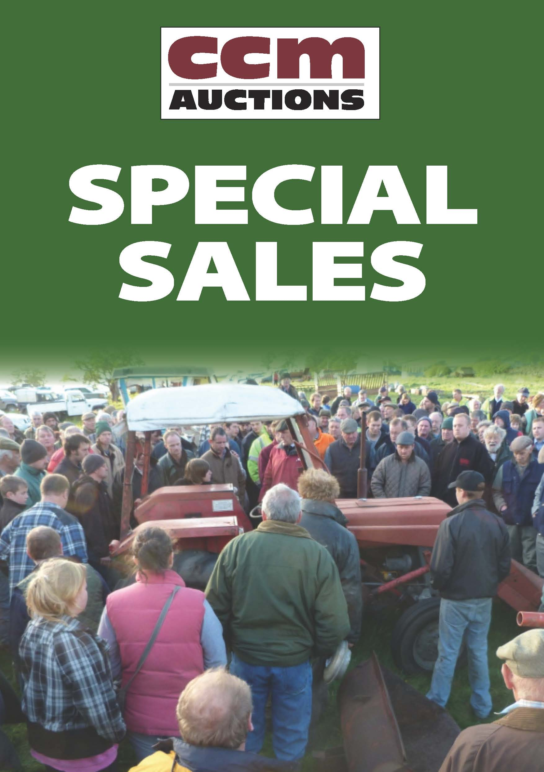 LEEMING FARM SALE - THURSDAY 22ND SEPTEMBER 2016